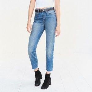 Levi's Wedgie in High waist jeans sz 26
